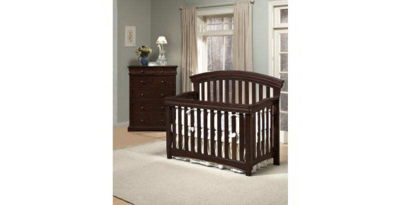 "Westwood Design ""Brookline"" crib"