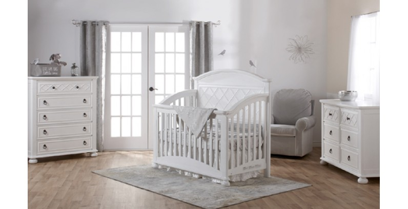 "Pali ""Siracusa"" Collection  6 Piece Nursery  UNBEATABLE SPECIAL PACKAGE PRICE"