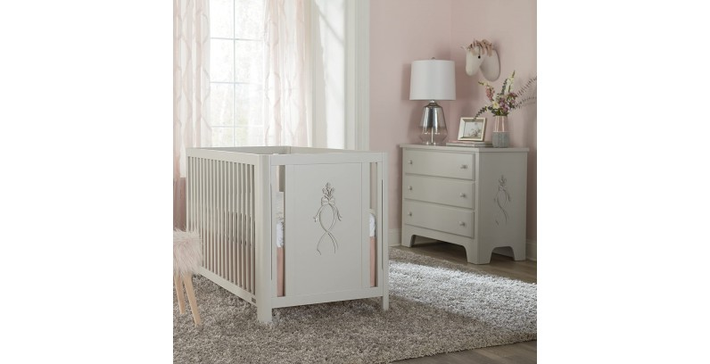 IN STOCK SPECIAL only $399.99 - CRIB....DRESSER & CHANGING TRAY by Bassett Baby