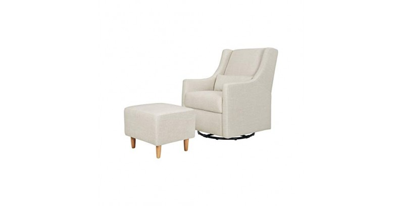 """BABYLETTO """"TOCO"""" CHAIR & OTTOMAN -ONLY 2 LEFT"""